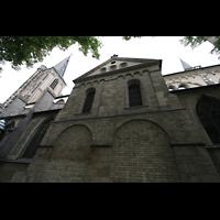 Köln, St. Severin, Seitenansicht