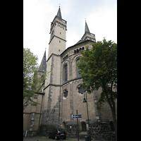 Köln, St. Severin, Ansicht vom Chor aus