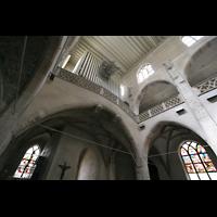 Köln, Jesuitenkirche St. Peter, Rückwand mit Orgel