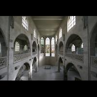 Köln, Jesuitenkirche St. Peter, Blick von der Orgelempore zum Chor