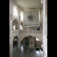 Köln, Jesuitenkirche St. Peter, Orgelempore