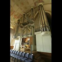 Düsseldorf Oberkassel, Auferstehungskirche (''Europa-Orgel''), Orgelempore