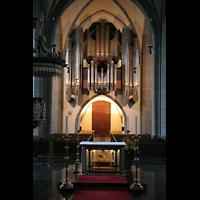 Düsseldorf, Basilika St. Lambertus, Große Orgel