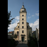 Düsseldorf, Neanderkirche, Turm