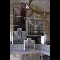 Düsseldorf, Neanderkirche, Orgel