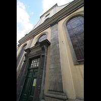 Düsseldorf, Neanderkirche, Hauptportal