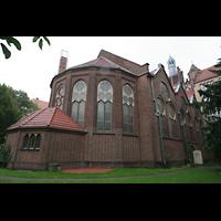 Berlin (Wilmersdorf), Heilig-Kreuz-Kirche, Chor