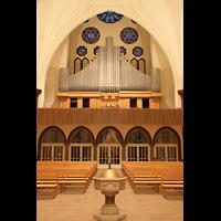 Berlin (Wilmersdorf), Heilig-Kreuz-Kirche, Orgel