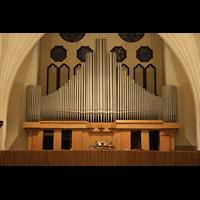Berlin (Wilmersdorf), Heilig-Kreuz-Kirche, Orgelempore