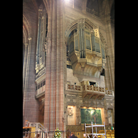 Liverpool, Anglican Cathedral (Hauptorgelanlage), Orgel