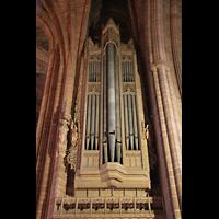 Liverpool, Anglican Cathedral (Hauptorgelanlage), Rechter Pedalturm
