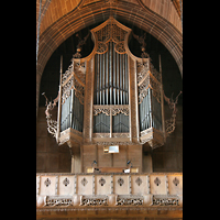 Liverpool, Anglican Cathedral (Hauptorgelanlage), Orgel in der Lady Chapel