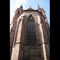 Villingen-Schwenningen, Münster Unserer lieben Frau Villingen, Chor