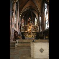 Villingen-Schwenningen, Münster Unserer lieben Frau Villingen, Chorraum
