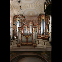 Villingen-Schwenningen, Münster Unserer lieben Frau Villingen, Orgel