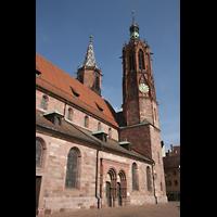 Villingen-Schwenningen, Münster Unserer lieben Frau Villingen, Türme am Chor