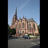 Frankfurt am Main, Dreikönigskirche, Gesamtansicht
