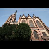 Frankfurt am Main, Dreikönigskirche, Südseite