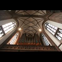 Frankfurt am Main, Dreikönigskirche, Orgelempore