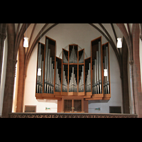 Frankfurt am Main, Dreikönigskirche, Orgel