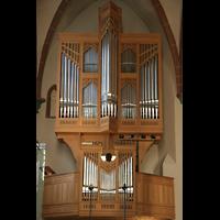 Frankfurt am Main, Alte Nikolaikirche (Positiv), Orgel