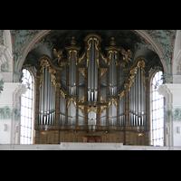 Sankt Gallen (St. Gallen), Kathedrale (Chororgel), Hauptorgel