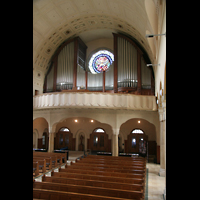 Sankt Gallen (St. Gallen) - Neudorf, St. Maria, Orgel