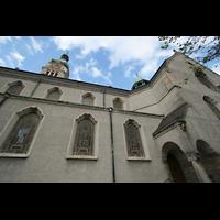 Sankt Gallen (St. Gallen) - Neudorf, St. Maria, Außenansicht