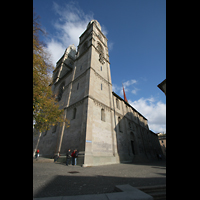 Zürich, Großmünster, Türme