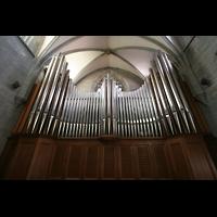 Zürich, Fraumünster, Orgelprospekt