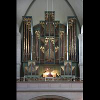 Zürich, Großmünster, Orgelprospekt