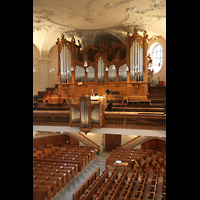 Horgen, Reformierte Kirche, Orgel
