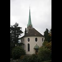Horgen, Reformierte Kirche, Außenansicht
