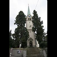 Horgen, Reformierte Kirche, Turm