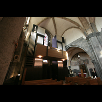 Chur, Kathedrale St. Mariae Himmelfahrt (Chororgel), Hauptorgel