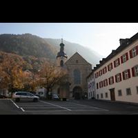 Chur, Kathedrale St. Mariae Himmelfahrt (Chororgel), Gesamtansicht