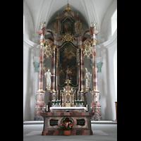 Näfels, St. Hilarius, Altarraum