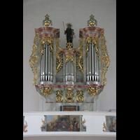 Näfels, St. Hilarius, Orgel