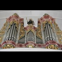 Näfels, St. Hilarius, Orgelprospekt