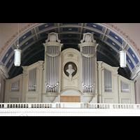Berlin - Pankow, Hoffnungskirche, Orgelprospekt