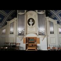 Berlin - Pankow, Hoffnungskirche, Orgel