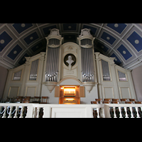 Berlin - Pankow, Hoffnungskirche, Orgelempore