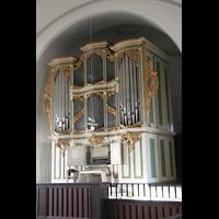 Berlin (Lichtenberg), Kirche zur frohen Botschaft, Karlshorst (Amalien-Orgel), Orgel