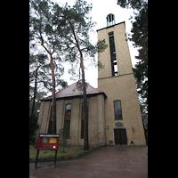 Berlin (Zehlendorf), Ernst-Moritz-Arndt-Kirche, Turm