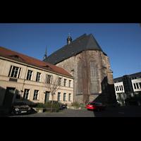 Halle (Saale), Konzerthalle (ehem. Ulrichskirche), Chor