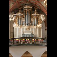 Halle (Saale), Konzerthalle (ehem. Ulrichskirche), Emporenorgel