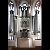 Halle (Saale), Konzerthalle (ehem. Ulrichskirche), Große Sauer-Orgel