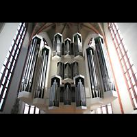 Halle (Saale), Konzerthalle (ehem. Ulrichskirche), Große Orgel