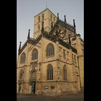 Münster, Dom St. Paulus, Querhaus
