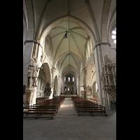 Münster, Dom St. Paulus, Innenraum
